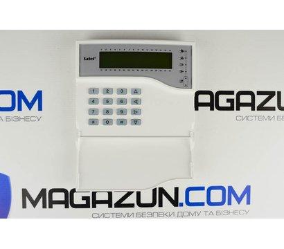 Фото №3 охранной клавиатуры Satel INT-KLCDK-GR