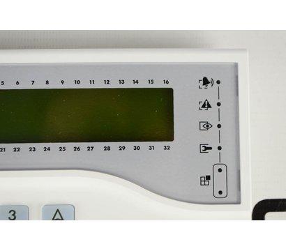 Фото №5 охранной клавиатуры Satel INT-KLCDK-GR
