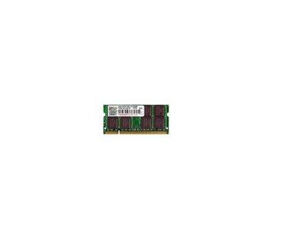 Фото модуля памяти Transcend JETRAM SoDIMM DDR2 2048MB 800 МГц PC2-6400 — JM800QSU-2G