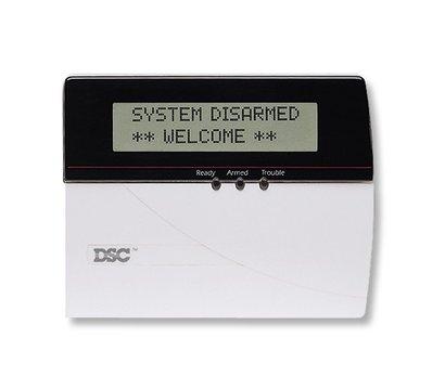 Фото №2 охранной клавиатуры DSC LCD4501