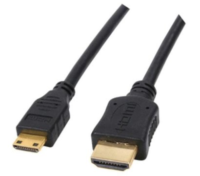 Фото товара Кабель HDMI A-C mini HDMI Atcom 6153 1м.