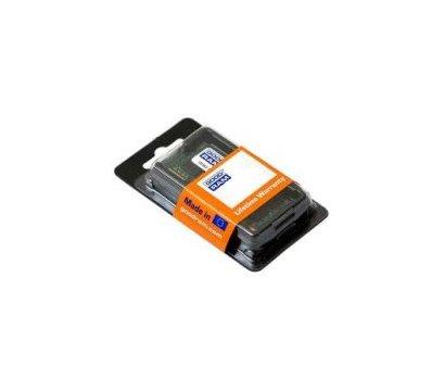 Фото модуля памяти Goodram SoDIMM 2048M DDR2 - 800 Goodram, Retail — GR800S264L6/2G