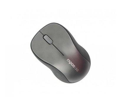 Фото компьютерной мышки Rapoo 5G Wireless Mouse 3000P Grey