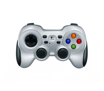Фото геймпада Logitech Wireless Gamepad F710 — 940-000145