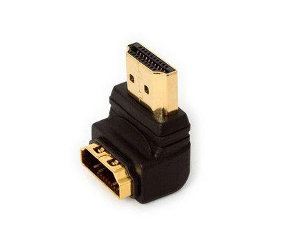 Фото товара Переходник Atcom с HDMI 180 на HDMI 90 градусов — 3804