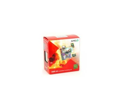 Фото процессора AMD A4-6300K, AD6300OKHLBOX