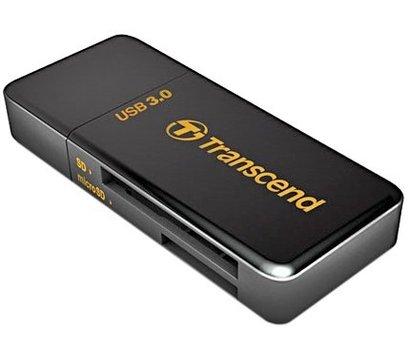 Фото картридера Transcend USB3.0 Black - TS-RDF5K