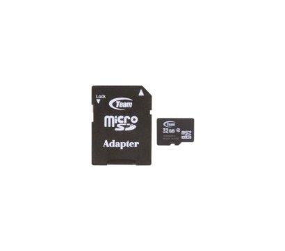 Фото карты памяти Team SDHC Class 4 32GB - TUSDH32GCL403