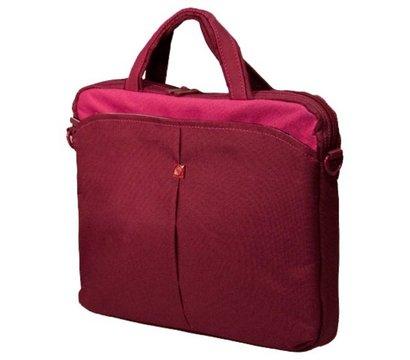 Фото сумки для ноутбука Continent Red, CC-010 Cranberry