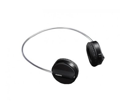 Фото наушника Rapoo Wireless Headset H3050 Black