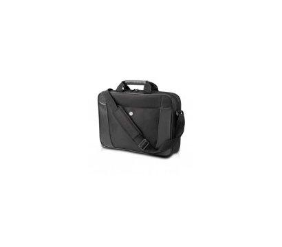 """Фото сумки для ноутбука HP Top Messenger 17.3"""" Black — H1D25AA"""