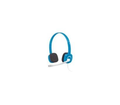 Фото наушника Logitech Headset H150 Sky Blue — 981-000368