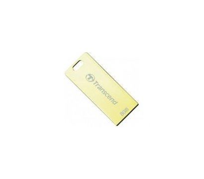 Фото USB флешки Transcend JetFlash T3G 8GB Gold USB2.0 — TS8GJFT3G