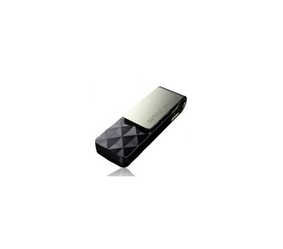 Фото USB флешки Silicon Power Blaze B30 Black 16GB USB3.0 — SP016GBUF3B30V1K
