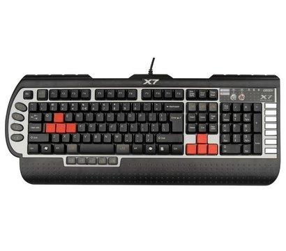 Фото клавиатуры A4Tech X7-G800V USB Black
