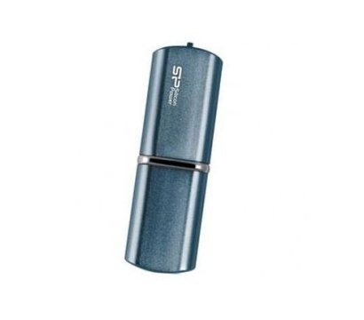 Фото USB флешки Silicon Power LuxMini 720 deep Blue 32GB USB2.0 — SP032GBUF2720V1D