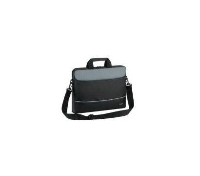 "Фото сумки для ноутбука Targus Intellect 15.6"" Black/Gray — TBT238EU"