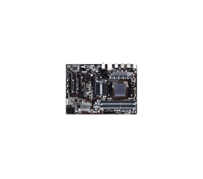 Фото материнской платы Gigabyte GA-970A-DS3P (AM3+, AMD 970 / AMD SB950, PCI-Ex16)