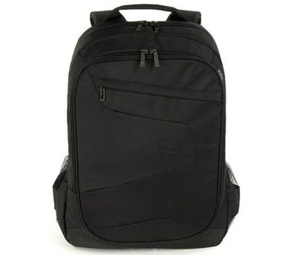 "Фото рюкзака для ноутбука Tucano Lato BackPack 15.6"" Black — BLABK"