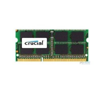 Фото модуля памяти Crucial Micron SoDIMM DDR3 4096M 1600MHz Crucial Micron PC3-12800, Retail — CT51264BF160BJ