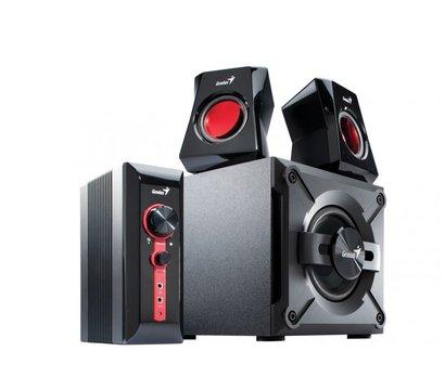 Фото акустики Genius SW-G2.1 1250 Black — 31730980100