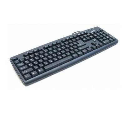 Фото клавиатуры Genius KB-110 USB Black — 31300700113