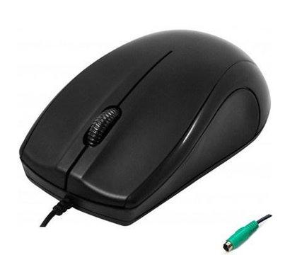 Фото компьютерной мышки Defender Optimum MB-150 PS/2 Black — 52150