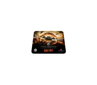 Фото коврика для мыши SteelSeries QcK World of Tanks Tiger Edition - 67272