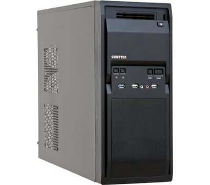 Фото компьютерного корпуса Chieftec Libra LG-01B Black