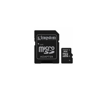 Фото карты памяти Kingston SDHC Class 4 8GB w/o adapter - SDC4/8GBSP