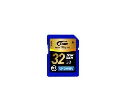 Фото карты памяти Team SDHC Class 10 32GB - TSDHC32GCL1001