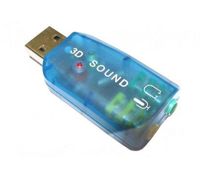 Фото звуковой карты Dynamode USB-SOUNDCARD7 2.0
