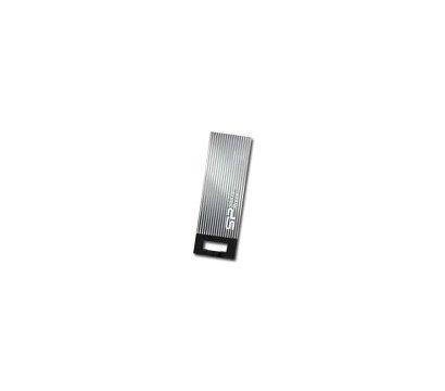 Фото USB флешки Silicon Power Touch 835 Iron Gray 8GB USB 2.0 - SP008GBUF2835V1T