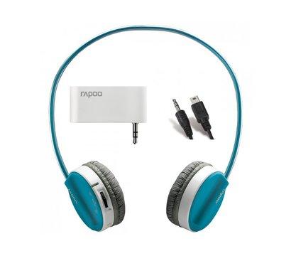 Фото наушника Rapoo Wireless Headset H3070 Blue
