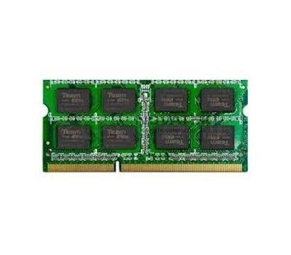 Фото модуля памяти Team SoDIMM DDR3 4096Mb 1333MHz — TED34G1333C9-S01