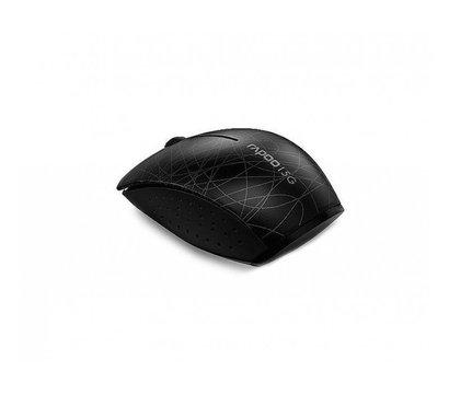 Фото №1 компьютерной мышки Rapoo 5G Wireless Super Mini Mouse 3300P Black