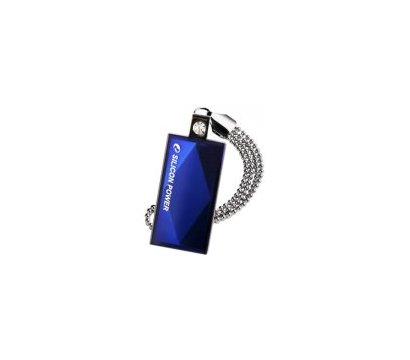 Фото USB флешки Silicon Power Touch 810 Blue 32GB USB 2.0 - SP032GBUF2810V1B