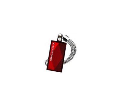 Фото USB флешки Silicon Power Touch 810 Red 32GB USB 2.0 - SP032GBUF2810V1R