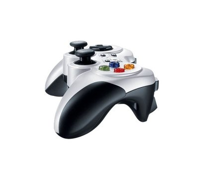 Фото №1 геймпада Logitech Wireless Gamepad F710 — 940-000145