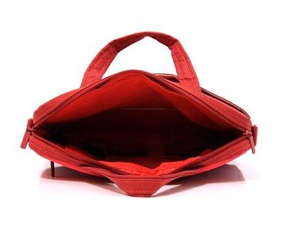 """Фото №1 аксессуара Сумка для ноутбука 10"""", Continent Red, CC-010 Cranberry"""
