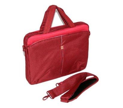 """Фото №2 аксессуара Сумка для ноутбука 10"""", Continent Red, CC-010 Cranberry"""
