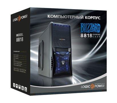 Фото №3 компьютерного корпуса ATX LogicPower 8818