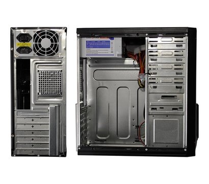 Фото №1 товара Корпус ATX 400W LogicPower 3801