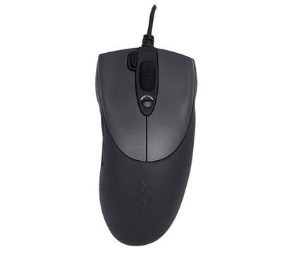 Фото №1 компьютерной мышки A4Tech XL-730K USB Black