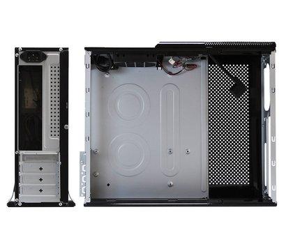 Фото №1 товара Корпус MicroATX 400W LogicPower S605BK