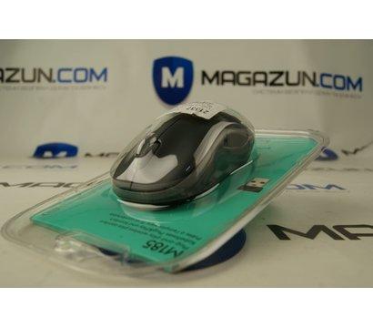 Фото №1 компьютерной мышки Logitech Wireless M185 WL Grey — 910-002238