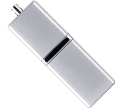 Фото 2 Silicon Power LUX mini 710 Silver 16GB USB 2.0 - SP016GBUF2710V1S