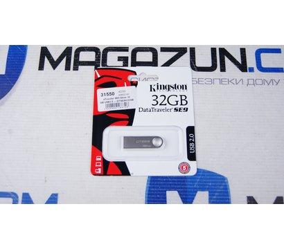Фото №1 USB флешки Kingston DataTraveler SE9 Silver 32GB USB2.0 — DTSE9H/32GB