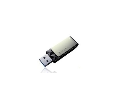 Фото №1 USB флешки Silicon Power Blaze B30 Black 32GB USB3.0 — SP032GBUF3B30V1K