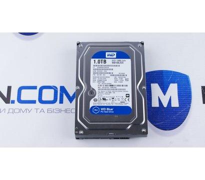 Фото №1 жесткого диска Western Digital Caviar Blue 1TB 7200rpm 64Mb 3.5 SATA III — WD10EZEX